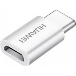 Huawei AP52 USB-C απο micro USB 4071259 White Αντάπτορας