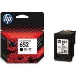 HP Ink 652 Black F6V25AE