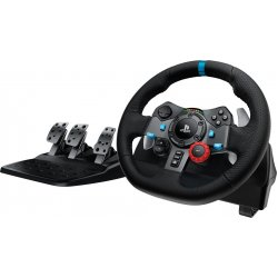 Logitech Τιμονιέρα G29 Driving Force PS3/PS4/PC 941-000113