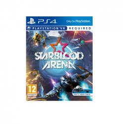 Starblood Arena:(VR) PS4 NEW Sony
