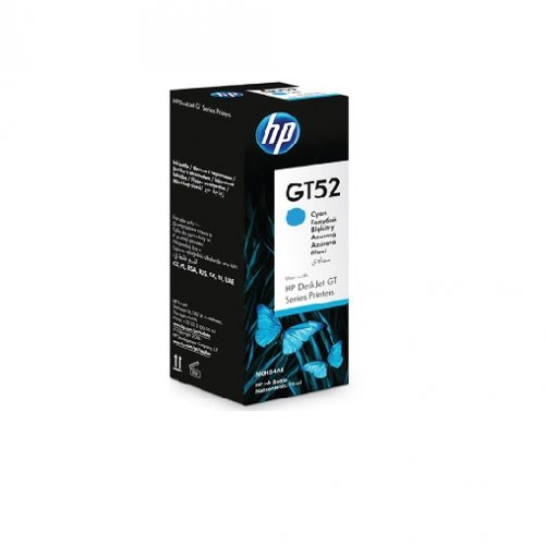 HP Ink GT52 Cyan (M0H54AE)