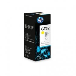 HP Ink GT52 Yellow (M0H56AE)
