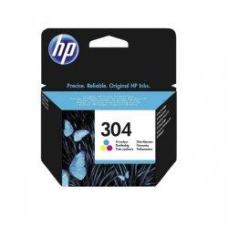 HP Ink 304 Tri-colour (N9K05AE)