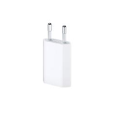 Φορτιστής δικτύου, No brand, 5V / 1A 220V, λευκό - 14852