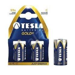 Tesla Batteries GOLD Alk C P2