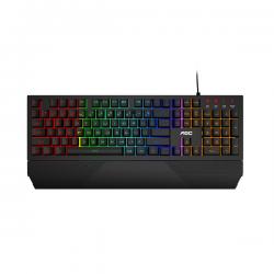 AOC KB GK200 Wired Gaming keyboard RGB ,Rollover 25Keys ,Anti-ghosting GK200D3UH/01