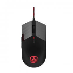 AOC Agon AGM700 Gaming mouse 16.8 Million RGB ,PixArt 3389 ,16000DPI ,400IPS