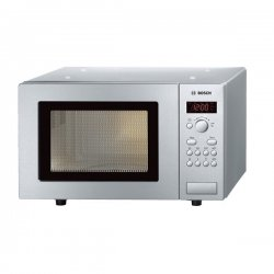 Bosch Φούρνος Μικροκυμάτων Ελεύθερος HMT75M451 17lt Inox