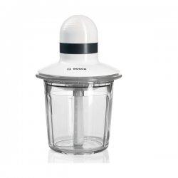 Bosch MMR15A1 White/Black Μπλέντερ Πολυκόπτης Ισχύς 550W κάδος 1.5 lt