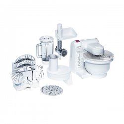 Bosch MUM4657 Κουζινομηχανή  White 550W