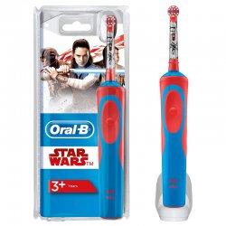 Braun Oral-B Vitality Παιδική Stages Power Star Wars Ηλεκτρική Οδοντόβουρτσα