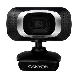 Canyon Webcam HD 720P USB 2.0 1280x720 (CNE-CWC3N)