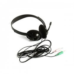 Canyon Ακουστικά PC Headphones 2 Χ 3.5mm Jack CNE-CHS01B
