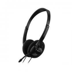 Canyon Ακουστικά PC Headphones 2 Χ 3.5mm Jack CNE-CHS01B