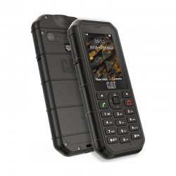 Caterpillar B26 Dual Sim Black