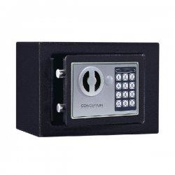 Conceptum 17E mini Safebox Μαύρο 5200250814913