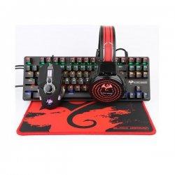 BLACK DRAGON G901 GAMING KIT (MECHANICAL KEYBOARD, MOUSE, HEADSET, MOUSEPAD)