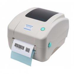 Xprinter XP-DT425B Thermodirect Εκτυπωτής Barcode Λευκό – 71205