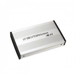 """Θήκη Σκληρού Δίσκου ΟΕΜ 3.5"""" SATA USB 2.0 - 17315"""