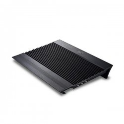 Deepcool Notebook Cooling Pad N8 - Black για laptop έως 17.3'' DP-N24N-N8BK