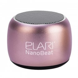 Elari Nanobeat Bluetooth Speaker NB-1 Pink EU