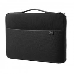 "HP  Carry Sleeve 14"" Black/Silver Θήκη Notebook 35.56cm 3XD34AA"
