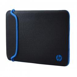 """HP Chroma Sleeve 14"""" Black/Blue Θήκη Notebook V5C27AA"""