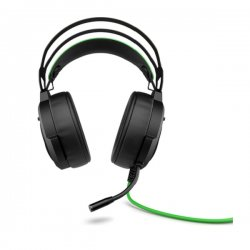 HP Pavilion 600 Gaming Headset Black/Green 4BX33AA