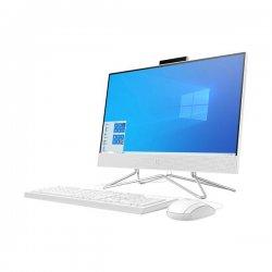 """HP 22-df0021nv All in One PC 21.5"""" FHD TOUCH (i3-10100T, 8GB, 256GB SSD) White 3T138EA"""