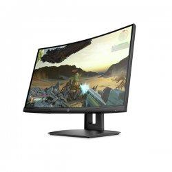 "HP X24c Gaming monitor 23.6"" FHD VA , 1920x1080, 144HZ , 4ms, HDMI, DP, Black 9FM22AA"