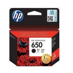 ΜΕΛΑΝΙ HP 650 BLACK CZ101AE
