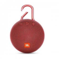 JBL Clip 3 IPX7 Αδιάβροχο Ηχείo Bluetooth Red