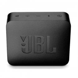 JBL Go 2 Bluetooth Speaker Αδιάβροχο Φορητό Ηχείο Midnight Black