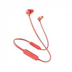 JBL Tune 115BT Magnetic Cable Κόκκινο / 8 ώρες λειτουργίας