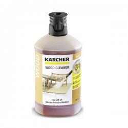 Karcher Καθαριστικό Ξύλινων Επιφανειών 1Lt Wood Cleaner Detergent 3 Σε 1 6.295-757.0