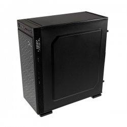 Kolink Inspire K1 RGB Tempered Glass Midi-Tower PC Case Black