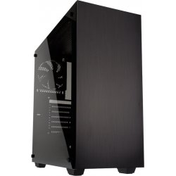 Kolink Stronghold Tempered Glass Midi-Tower Pc Case Black