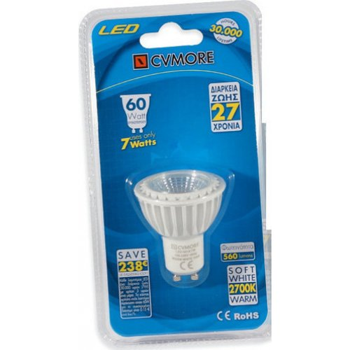 CVMORE E27 GLOBAL 6W LED
