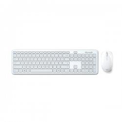 Microsoft Desktop Set ( Keyboard - Mouse )Bluetooth Greek Hdwr Monza Gray QHG-00056