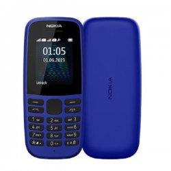 Nokia 105 2019 Blue Dual Sim