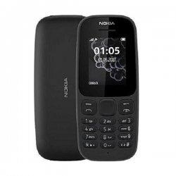 Nokia 105 2019 Black Dual Sim