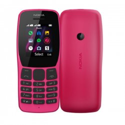 Nokia 110 Pink Dual Sim