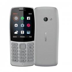 NOKIA 210 Dual SIM Grey (2019 / Ελληνικό Μενού)