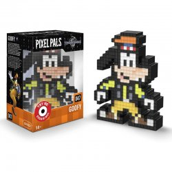 PDP Pixel Pals Kindom Hearts King Goofy