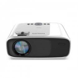 Philips NeoPix Easy NPX440 Projector - Ανάλυση WVGA - 2600 lumens - HDMI, MicroSD, VGA