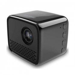Philips Projector PicoPix Nano PPX120/INT - Ανάλυση 640 x 360p - Wi-Fi - micro-USB, Micro SD