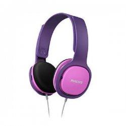 Philips Kids Headphones SHK2000PK/00 purple pink