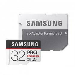 Samsung Pro Endurance 32GB Class 10 UHS-I microSDHC 100MB/s + Adapter MB-MJ32GA/EU