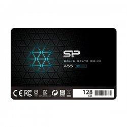 "Silicon Power 128 GB SSD 2.5"" SATA III"