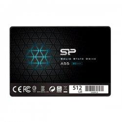 "Silicon Power 512GB SSD 2.5"" SATA III"